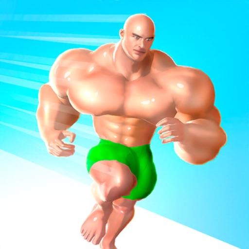 Muscle Rush - Destruction Run