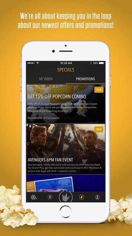 Regal Cinemas screenshot-3