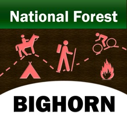Bighorn National Forest - GPS