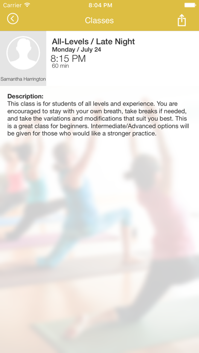 Arkansas Yoga Collective screenshot four