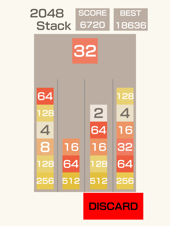 2048-Stack screenshot 10