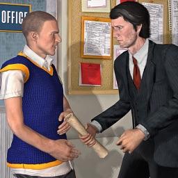 High School Boy: Virtual Sim