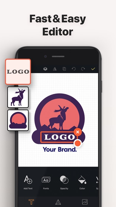 Logo Maker Shop review screenshots