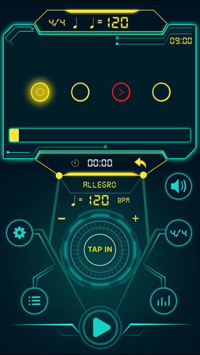 tempohero Pro Metronome Screenshots