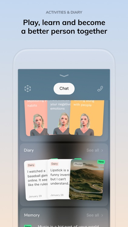 Replika - My AI Friend screenshot-5