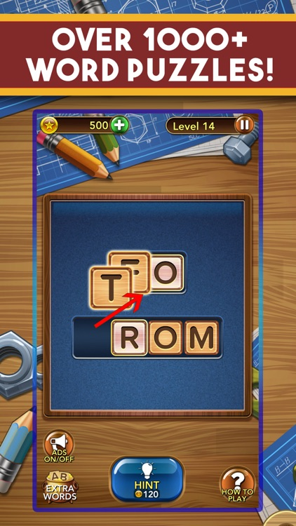 Word Zone: Word Games Puzzles screenshot-0