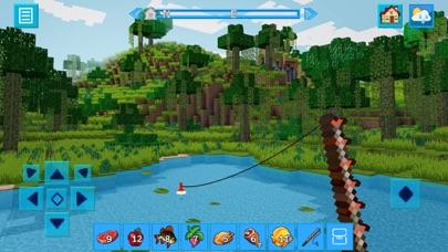 RealmCraft 3D: Survive & Craftのスクリーンショット3