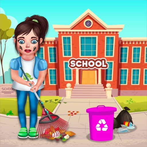 Baby School Cleaning
