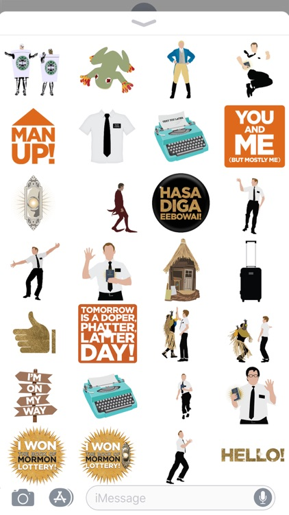 Book of Mormon Stickers screenshot-3