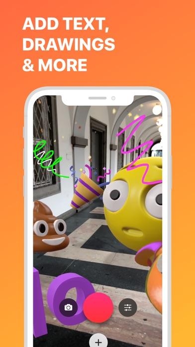 HoloCam Screenshots