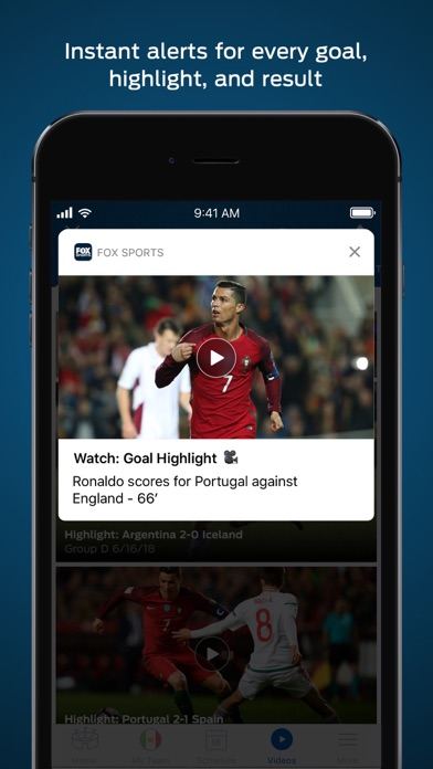Download FOX Sports: FIFA World Cup™ for Pc