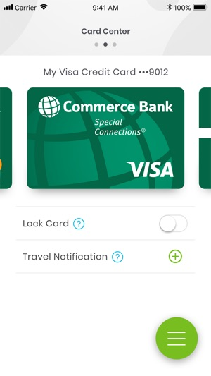 Commerce bank for iphone on the app store iphone screenshots colourmoves