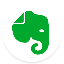 Ícone do app Evernote