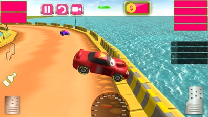 Kids Rally Cars 3D screenshot two