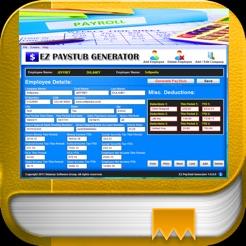 paystub calculator maker pro 4