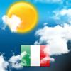 Weerbericht voor Italië