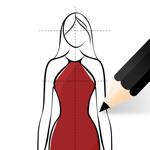 Дизайн одежды - Иллюстратор на пк