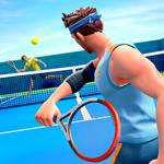 Tennis Clash:Jeux en Ligne 3D на пк