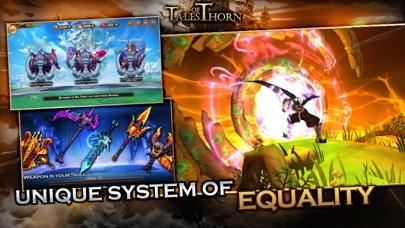 Screenshot 3 Tales of Thorn?Global