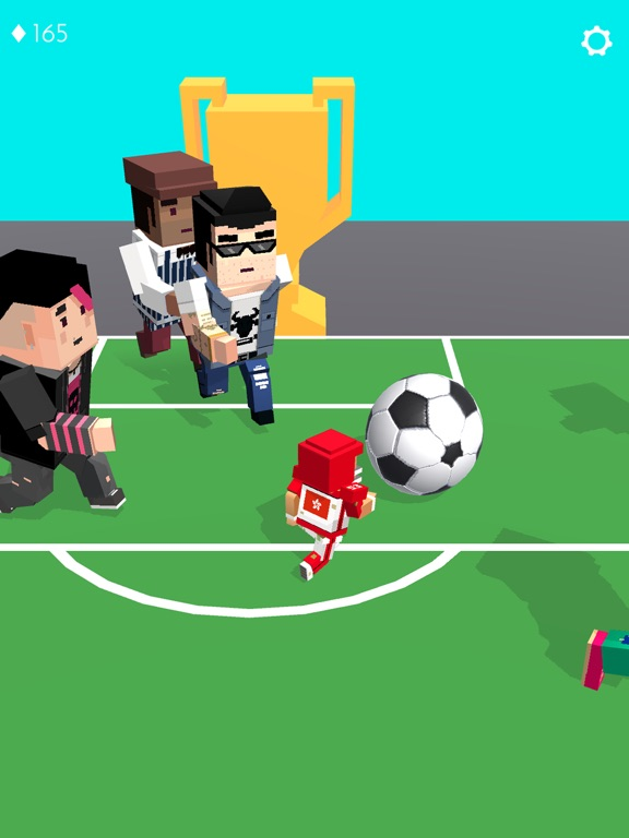 Screenshot 4 Huge Football
