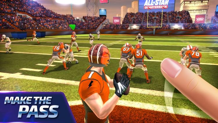 All Star Quarterback 21 screenshot-5
