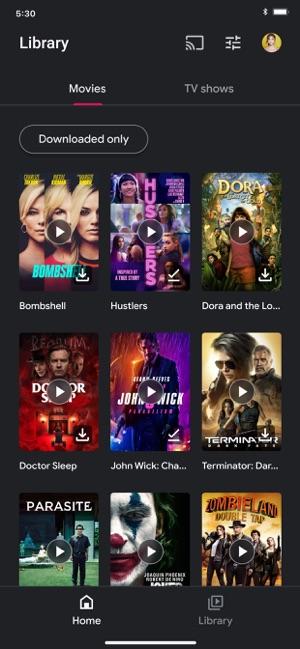 Google Play Phim