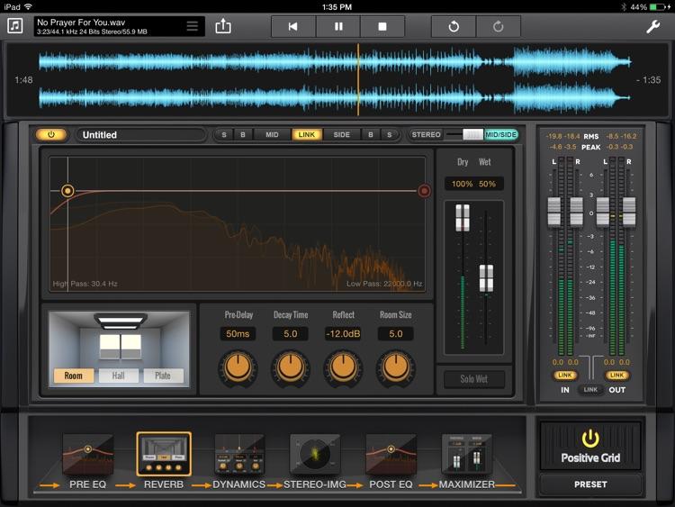 Final Touch - Audio Mastering screenshot-4