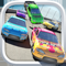 App Icon for Daytona Rush: Traffic Racing App in Singapore IOS App Store
