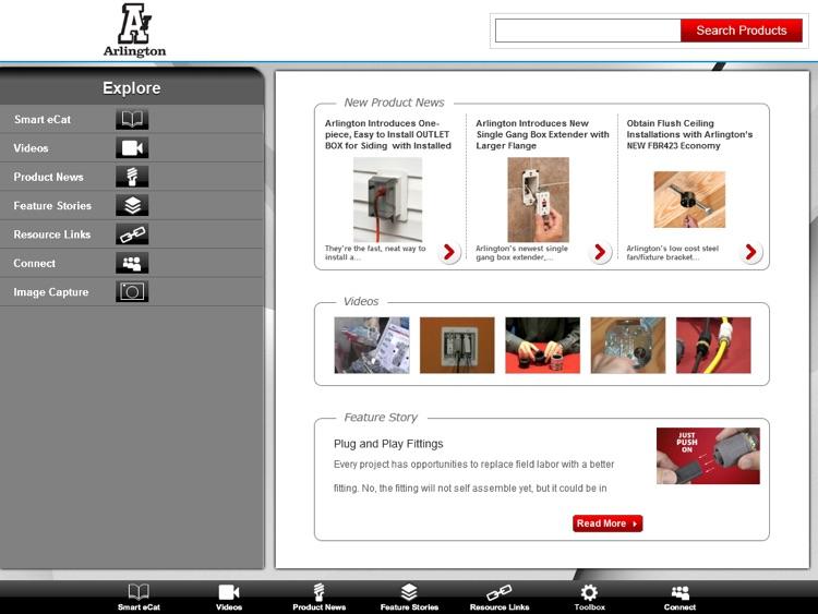 Arlington E-Catalog screenshot-3