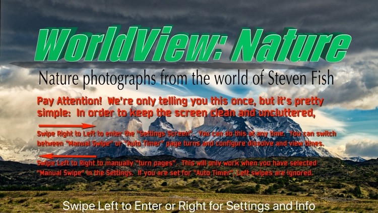 WorldView: Nature