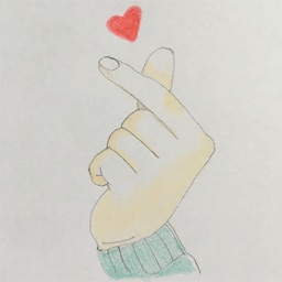 Heart Shaker : finger heart
