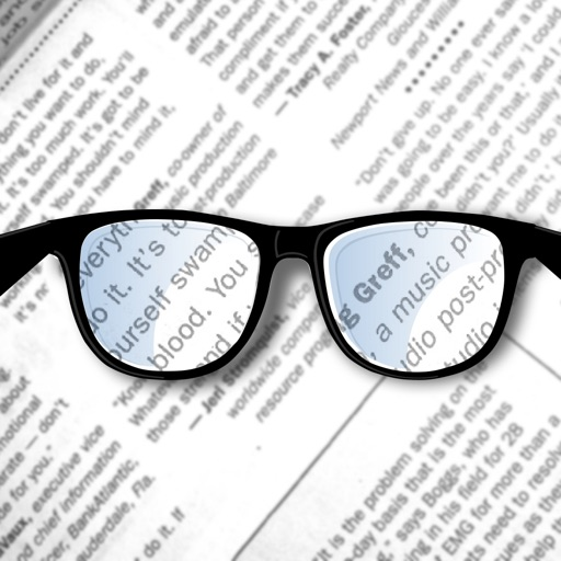 Pocket Glasses PRO.