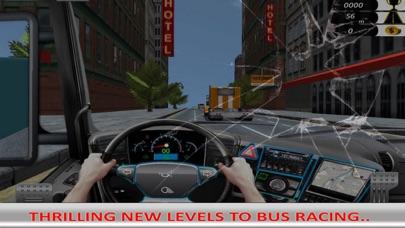 Racing Bus: Driving Big Car screenshot three