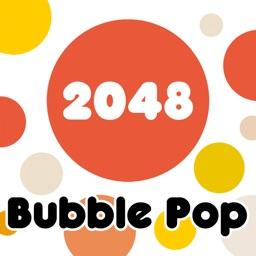 2048 Bubble Pop