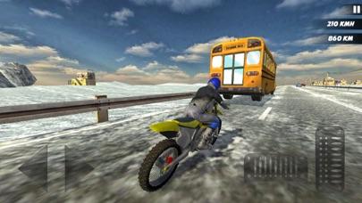 Highway Bike Rider 2018 screenshot two