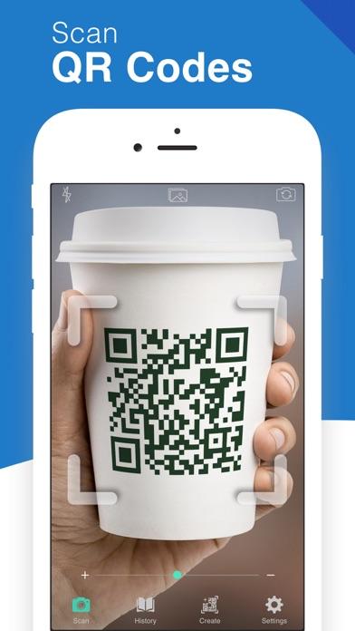 QR Code Reader  - QrScan+ screenshot one