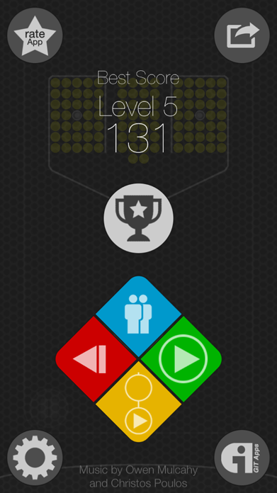 100 Balls Screenshot