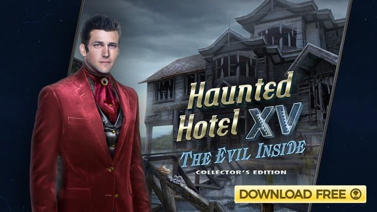 Haunted Hotel: The Evil Inside screenshot-4
