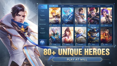Screenshot from Mobile Legends: Bang Bang