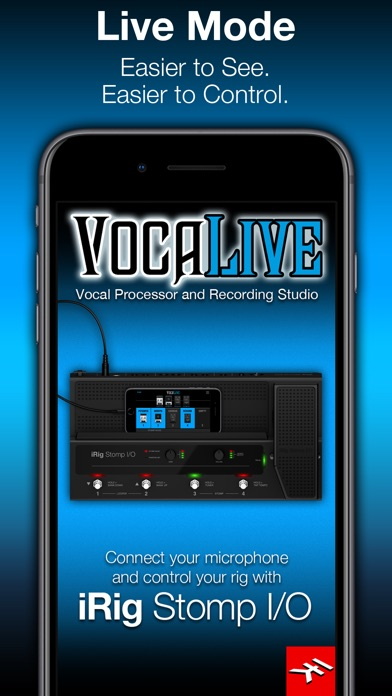 VocaLive Screenshots