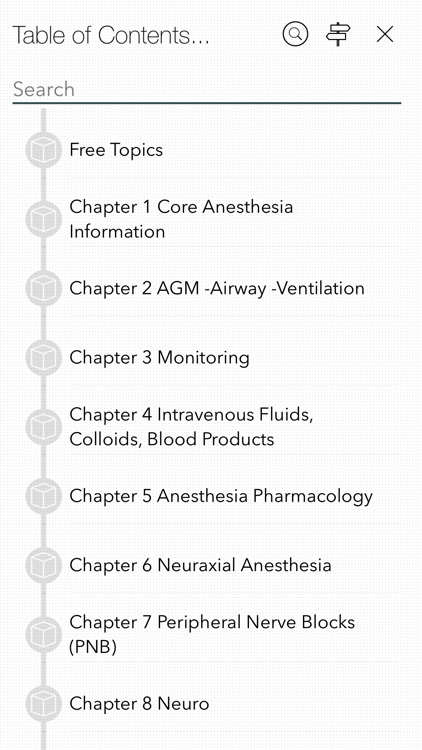 Nurse Anesthesia Pocket Guide screenshot-8