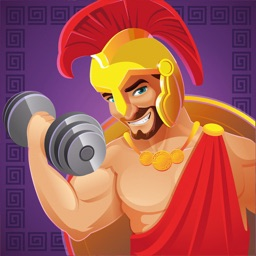 Antique Gym Tycoon: Idle game