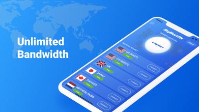 SkyBlueVPN: VPN & Ad BlockerScreenshot von 2