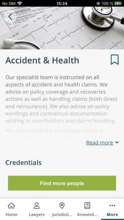 CMS Insurance App screenshot-8