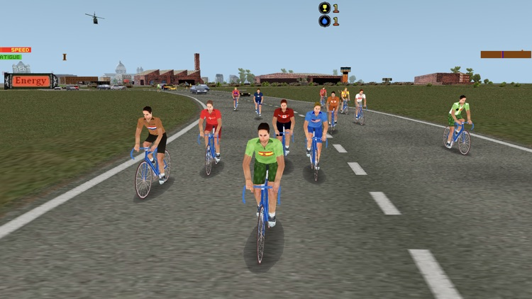 Ciclis 3D Lite - Cycling game screenshot-4