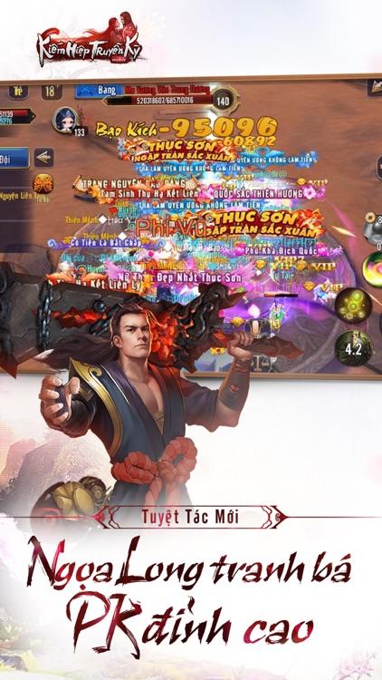 Kiếm Hiệp Truyền Kỳ 3D screenshot-4