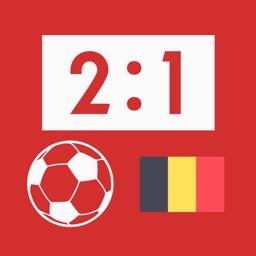 Live Scores for Jupiler League