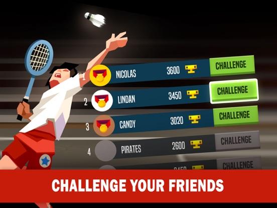 Игра Badminton League