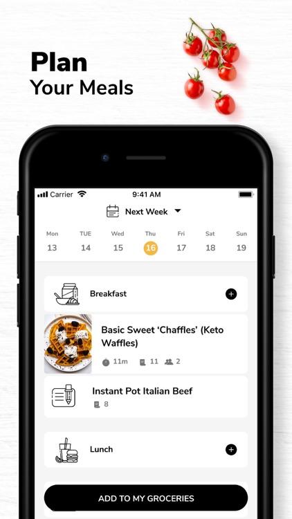 SideChef Recipes screenshot-7