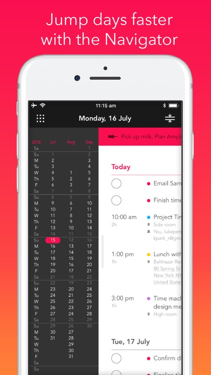 Rooster: Daily Planner